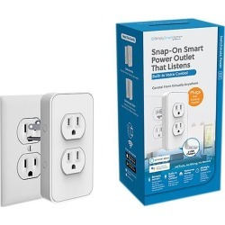 Switchmate Power Wi-Fi Smart Plug - DRSM004CAN found on Bargain Bro India from Newegg Canada for $15.81