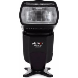 JY-680A Universal LCD Flash Speedlight for Any Digital Camera with Standard Hot Shoe Mount and Free Bounce Diffuser