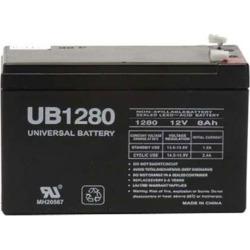 Universal Power Group D5743 UB1280-12V 8Ah Sealed AGM Lead Acid Universal Batter