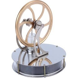 Low Temperature Stirling Engine Education Toy Kit
