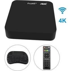 INLAND 88159 ProHT Andoid 4K TV Box with keyboard