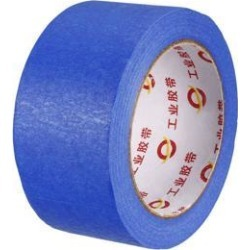 Masking Tape Painter's Tapes, 1.97 Inch X 98 Feet Light Blue