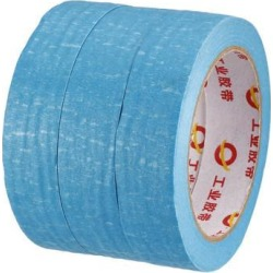 Masking Tape Painter's Tapes, 0.98 Inch X 98 Feet Blue 3 Roll