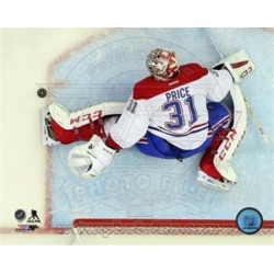 Posterazzi PFSAARO23901 Carey Price 2014-2015 Action Sports Photo - 10 x 8 in.