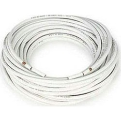 Shakespeare 50' RG8X Cable 50-OHM Low Loss White