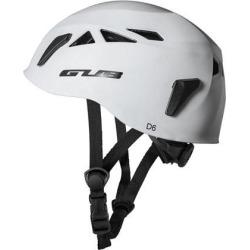 Rock climbing helmet White