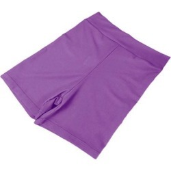 Women Stretch Spandex Gym Gym Skinny Mini Shorts Hot Pants 2XL Dark purple