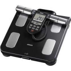 OMRON HBF-516B Full Body Sensor Body Composition Monitor and Scale