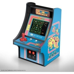 My Arcade Ms. Pac-Man Micro Player 6' Collectable Portable Handheld Video Game