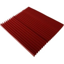 Wedding Party Corrugated Paper Wedding Background DIY Craft Decoration Red