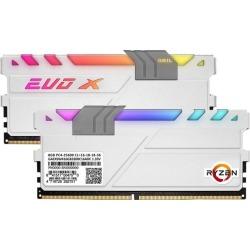 GeIL EVO X II AMD Edition 16GB (2 x 8GB) 288-Pin DDR4 SDRAM DDR4 3200 (PC4 25600) Desktop Memory Model GAEXSW416GB3200C16ADC