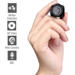 New Smallest Mini Camera Camcorder Video Recorder DV DVR Spy Hidden Web Camera Cam Picture Resolution 1280x1024, Video Resolution 640x480, Suppor