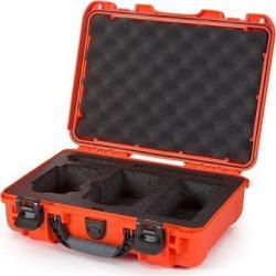 Nanuk Drone Waterproof Hard Case with Custom Foam Insert for DJI Mavic Air - Orange