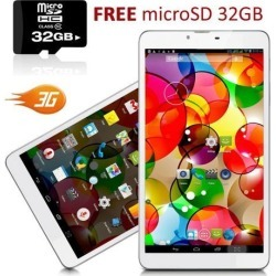 Indigi® NEW! 7' Android 4.4 Tablet PC w/ Wireless 3G Phone Function & Google Play Store