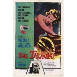 Posterazzi MOVEH0264 The Trunk Movie Poster - 27 x 40 in. found on Bargain Bro Philippines from Newegg Canada for $42.58