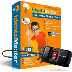 Biometric Security Software with Suprema BioMini Slim 2