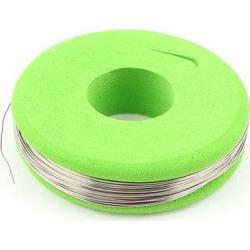 Nichrome 80 Round 0.3mm 28Gauge AWG 32.8ft Roll 15.42Ohm/m Heater Wire
