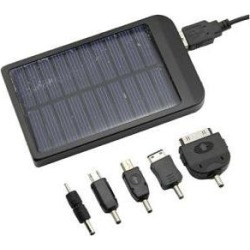 4XEM 4XSOLARCHAGER Solar Charger for iPhone/iPad/iPod/MP3 MP4