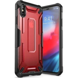iPhone Xs Max Case, SUPCASE [Unicorn Beetle Series] Premium Hybrid Protective TPU and PC Clear Case for iPhone Xs Max 6.5 Inch 2018 Release