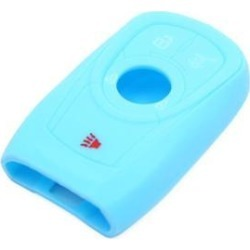 5 Button Sky Blue Car Silicone Remote Key Cover Case Fob Protector for Buick found on Bargain Bro Philippines from Newegg Business for $4.98