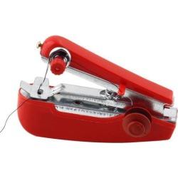Topwin Handheld Household Mini Sewing Machine Manual Sewing Machine Pocket-size Portable Handmade Sewing Machine