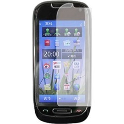 Unique Bargains Clear LCD Touch Screen Protector 3 Pcs for Nokia C7