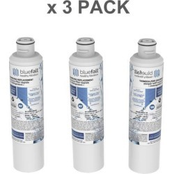 Drinkpod USA BF29-00020B-3pack Samsung Compatible Da29-00020b Refrigerator Water Filter by Bluefall, Pack of 3