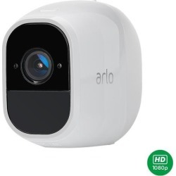 Arlo Pro 2 Add-on Security Camera - Rechargeable Battery Powered Wire-Free HD 1080p Night Vision Indoor / Outdoor Security Camera with Audio (Base.