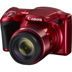 Canon PowerShot SX420 IS Digital Camera (Red)- Canon USA Authorized Dealer