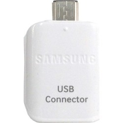 Samsung Micro USB OTG to USB Connector Adapter for Galaxy S7 Edge S6 S5 Note 5 6
