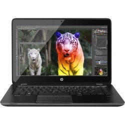 Recertified - HP Grade A ZBOOK 14 G2, 14' Intel Core i5 5th Gen 5300U (2.3 GHz), 8GB DDR3L, 500GB, Win 10 Pro 64-bit, 1 Year Warranty