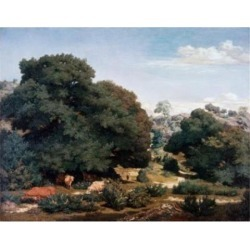 Posterazzi SAL2621655 In the Auvergne Mountains Pierre E. Theodore Rousseau 1812-1867 French Oil on Canvas Poster Print - 18 x 24 in. found on Bargain Bro India from Newegg Canada for $55.18