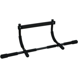 RELIFE SPORTS Door Gym Chin Up Pull up Bar for Home Gym Body Workout Multifunctional Support to 300 lbs BLACK