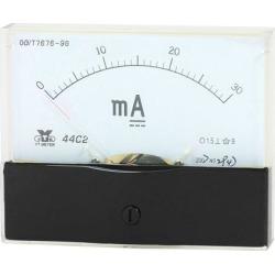 Analog Panel Ammeter Gauge DC 0 - 30mA Measuring Range 1.5 Accuracy 44C2