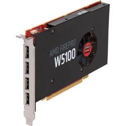 Recertified - AMD FirePro W5100 4GB GDDR5 128-Bit PCI Express 3.0 x16 Full Height Video Card