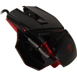Mad Catz R.A.T.3 Optical Gaming Mouse for PC and Mac - Gloss Black