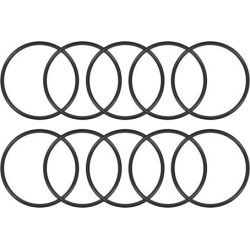 O-Rings Nitrile Rubber 41mm x 45mm x 2mm Seal Rings Sealing Gasket 10pcs
