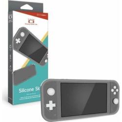Hyperkin Silicone Skin Console Case for Nintendo Switch Lite - Gray