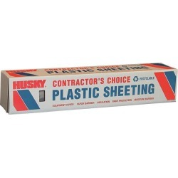 Covalence Plastics 4ML CLR 12X50 12' X 50' 4 ML Tyco Polyethylene Clear Plastic Sheeting found on Bargain Bro Philippines from Newegg for $25.99