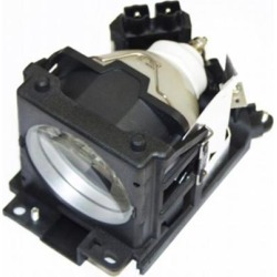Ereplacements DT00691-ER Lamp Compatible with Hitachi