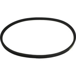 Unique Bargains Inner Girth 41' 1050mm Black Rubber B Type Wedge Rope Vee Belt