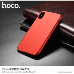 HOCO Bode raise series protective case for iPHONE X Red