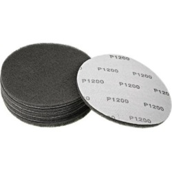 Abrasive Hand Pad, 7-inch 1200-Grits Scouring Hand Pads to Scuff, Drill Power Brush Tile Scrubber Cleaning Scrub Pad for Polishing & Buffing 6pcs found on Bargain Bro India from Newegg Canada for $16.35
