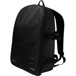 FileMate 3FMCG220BK2-R Black Deluxe SLR Camera Backpack