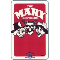 Marx Brothers Movie Poster (27 x 40)