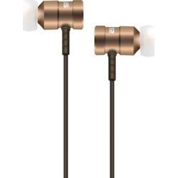 SA-609 Metal Design Super Stereo Bass Earphones Clear Voice Experience High Sensitivity Microphone Earphone For Phone