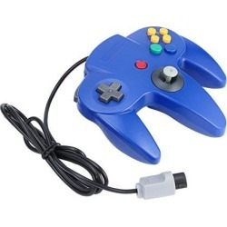 Gamepad Game Gaming Handle Controller Remote Pad Joystick Game For Nintendo 64 For N64 System Design Easy & Comfortable