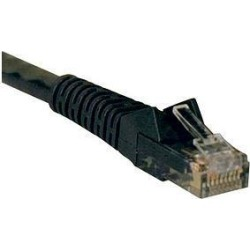 TRIPP LITE N201-002-BK 2 ft. Gigabit Snagless Patch Cable found on Bargain Bro India from Newegg for $5.97