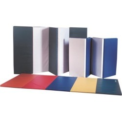 CanDo 38-2060 Accordion Mat 1-3/8 Inch Envirosafe Foam with Cover 4 x 4 Foot Spe found on Bargain Bro India from Newegg Business for $267.29