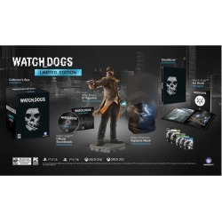 Watch Dogs Limited Edition PC Game